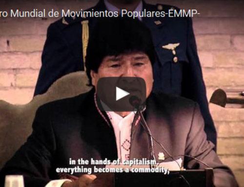 Imágenes para recordar el Encuentro Mundial de los Movimientos Populares en Roma