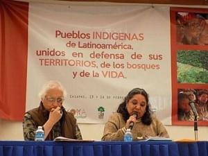 Encuentro Latinoamericano sobre Laudato sì - Foto CDH Frayba