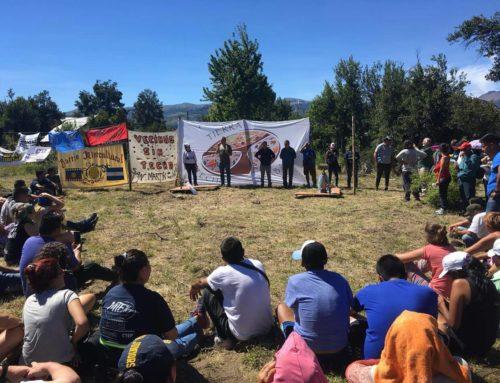 Comunicado del Encuentro de Movimientos Populares. Temuco 2018