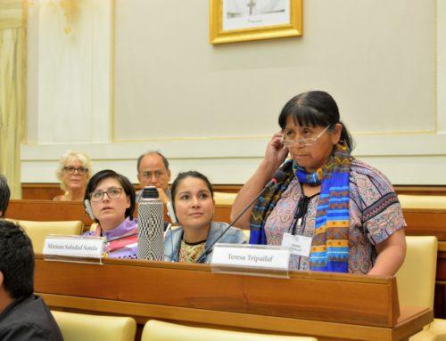 Dos referentes de pueblos originarios viajan a Italia invitadas por el Vaticano