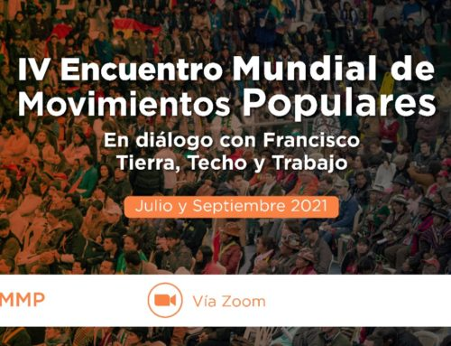 Programa IV Encuentro Mundial de Movimientos Populares